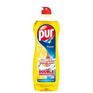 Detergent vase Pur Power Lemon 900 ML
