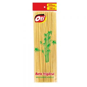Bete frigarui bambus 25 cm