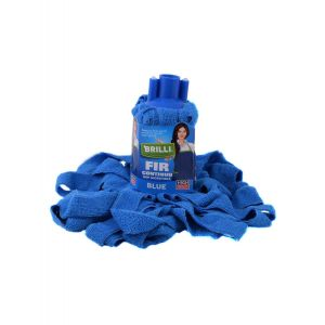 Mop microfibra fir continuu blue