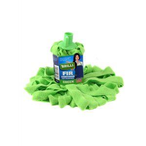 Mop microfibra fir continuu green