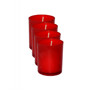 Candela rezerve Faclia B mini 4/set