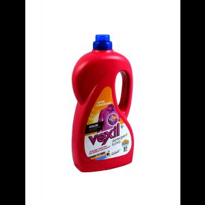Detergent lichid rufe color VEXIL 37 spalari 1.5 Litri