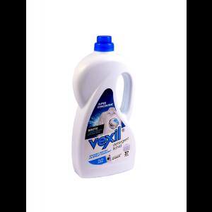 Detergent lichid  VEXIL rufe albe 37 spalari 1.5 Litri