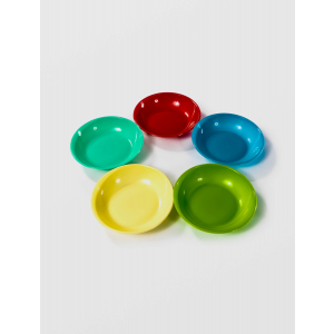 Farfurie  adanca  color plastic  ST