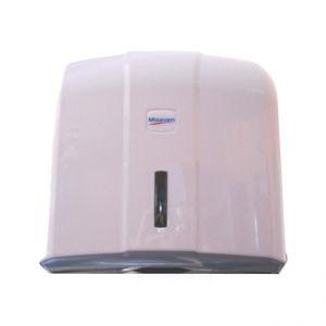 Dispenser din plastic pentru prosop pliat