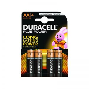 Baterii AA LR6 1.5V Alcaline, set/ 4 buc  Duracell