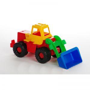 Buldozer pentru copii Burak