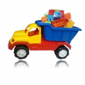 Tractor cu Lego 295