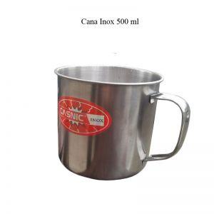 Cana inox 500 ml( Nr. 10 )