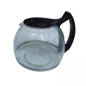 Cana din sticla pentru filtru cu capac YCM 603