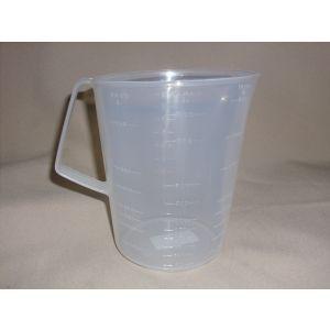 Cana gradata ovala 1 litru