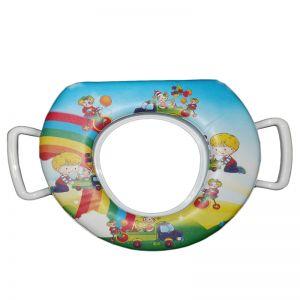 Capac, Reductor wc cu manere pentru copii  1017
