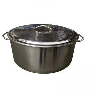 Cratita inox de 50 litri