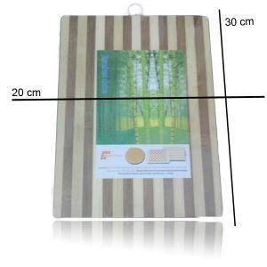 Planseta lemn bambus 30x20 cm
