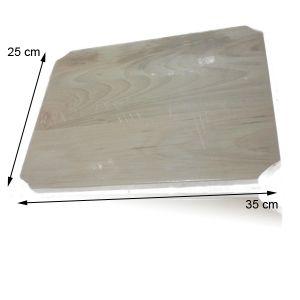 Planseta lemn mare 35x25 cm