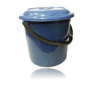 Galeata din plastic cu capac 15 L UP624