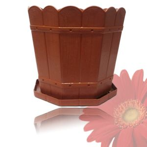 Ghiveci de flori rustic 22l Sterk