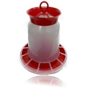 Hranitoare pasari si pui mare 10 litri, plastic