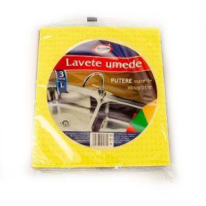 Lavete umede L 18*20 cm 3/set MIS