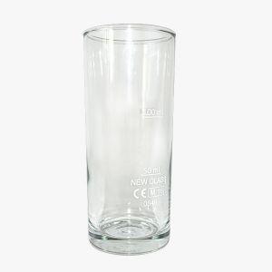 Pahar din sticla gradat (toi) 100 ml