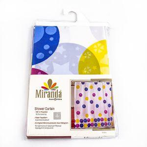 Perdea de dus Miranda - Tetris 180 x 200