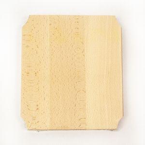 Planseta - Taietor lemn fag 25 x 20 cm