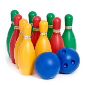 Set popice plastic Bowling Hubby