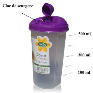 Pahar gradat pentru ulei 021513