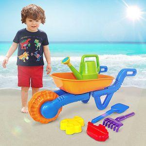 Roaba cu accesorii pentru copii