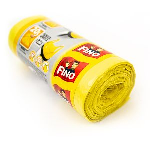 Saci menajeri FINO 20 L - 30 buc. color