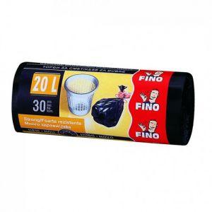 Saci menajeri FINO  20 litri/30 buc rola