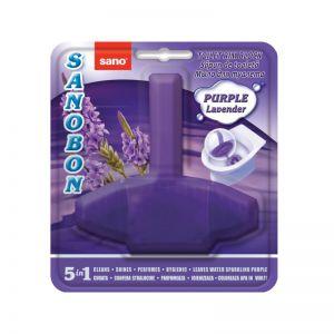 Odorizant toaleta Sanobon liliac
