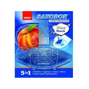 Odorizant toaleta Sanobon Blue Peach