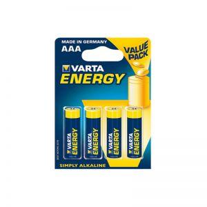 Set 4 Baterii AAA Varta Energy