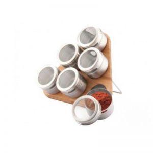 Set condimente cu suport magnetic PH12787