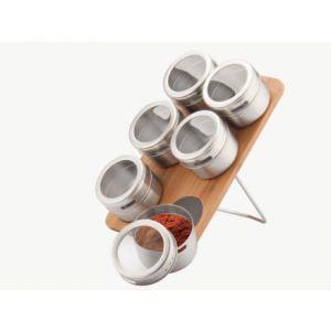 Set condimente cu suport magnetic PH 12788