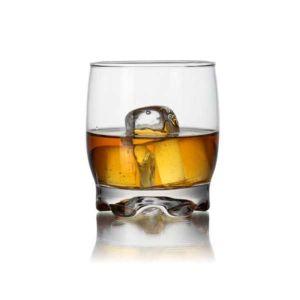 Set pahare whisky Adora 190 ml - 6 buc