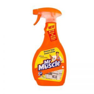 Spray degresant pentru baie Mr Muscle 500 ml