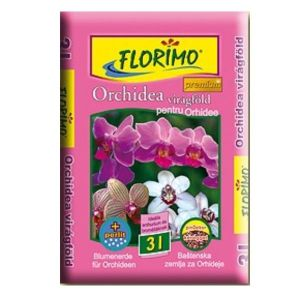 Pamant orhidee 3l Florimo