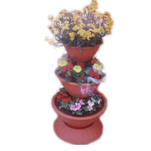 Suport flori piramida mare