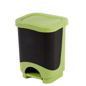 Galeata cu pedala verde 18 L IDEA T1-8105240