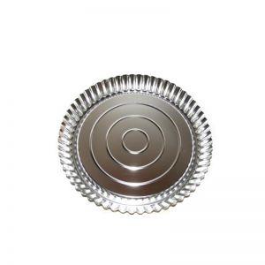 Tava tarta rotunda de copt  din metal 20 cm