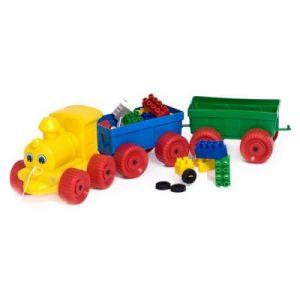 Trenulet cu lego Hubby