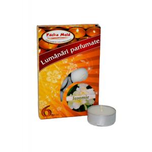 Lumanari parfumate 6 buc/set  IASOMIE