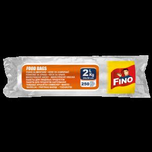 Pungi alimentare rola 2 kg / 250 buc FINO