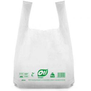 Pungi biodegradabile standart 53x60cm 8kg 50 buc./set