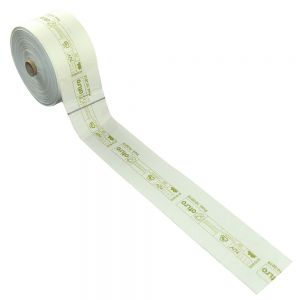 Pungi legume/fructe biodegradabile  standard  34x46 cm 400 buc./rola