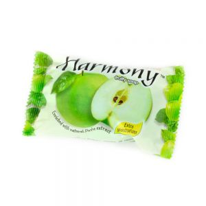 Sapun solid Harmony cu aroma de  mere verzi  75 gr