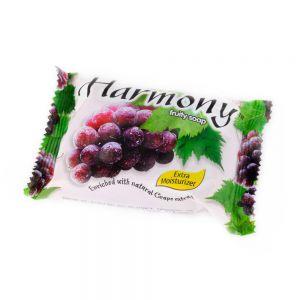 Sapun solid Harmony cu aroma de struguri  75 gr