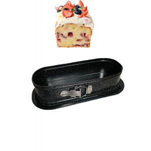 Tava chec cozonaci tort si prajituri cu fund detasabil 30 x 11.5 x 7 cm